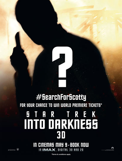 search for scotty