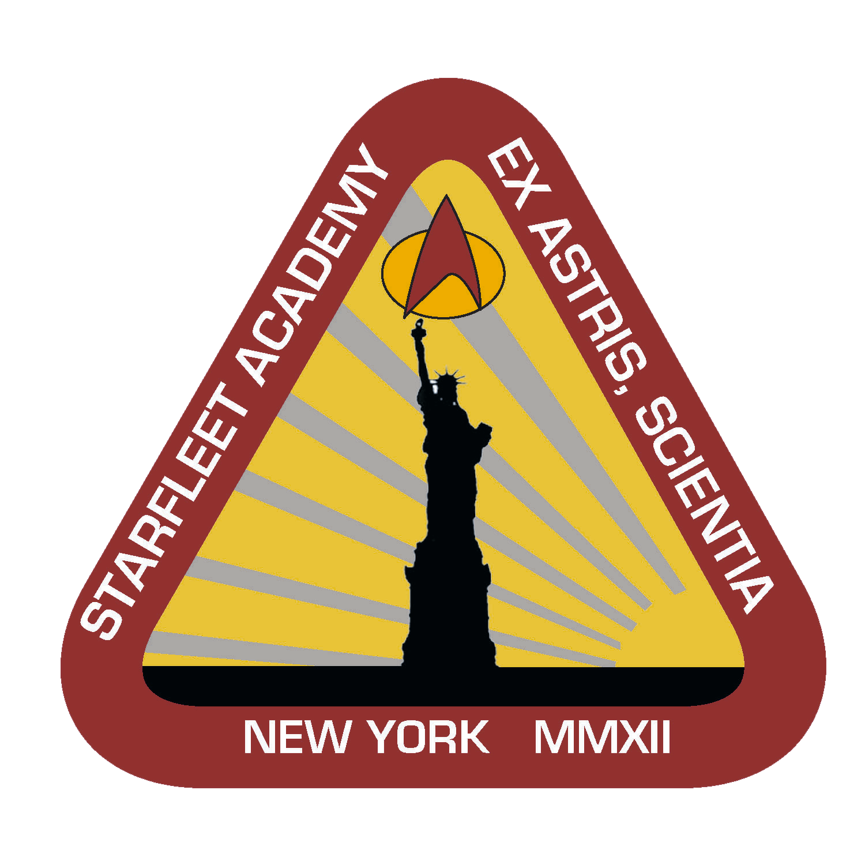 Starfleet academy logo new york