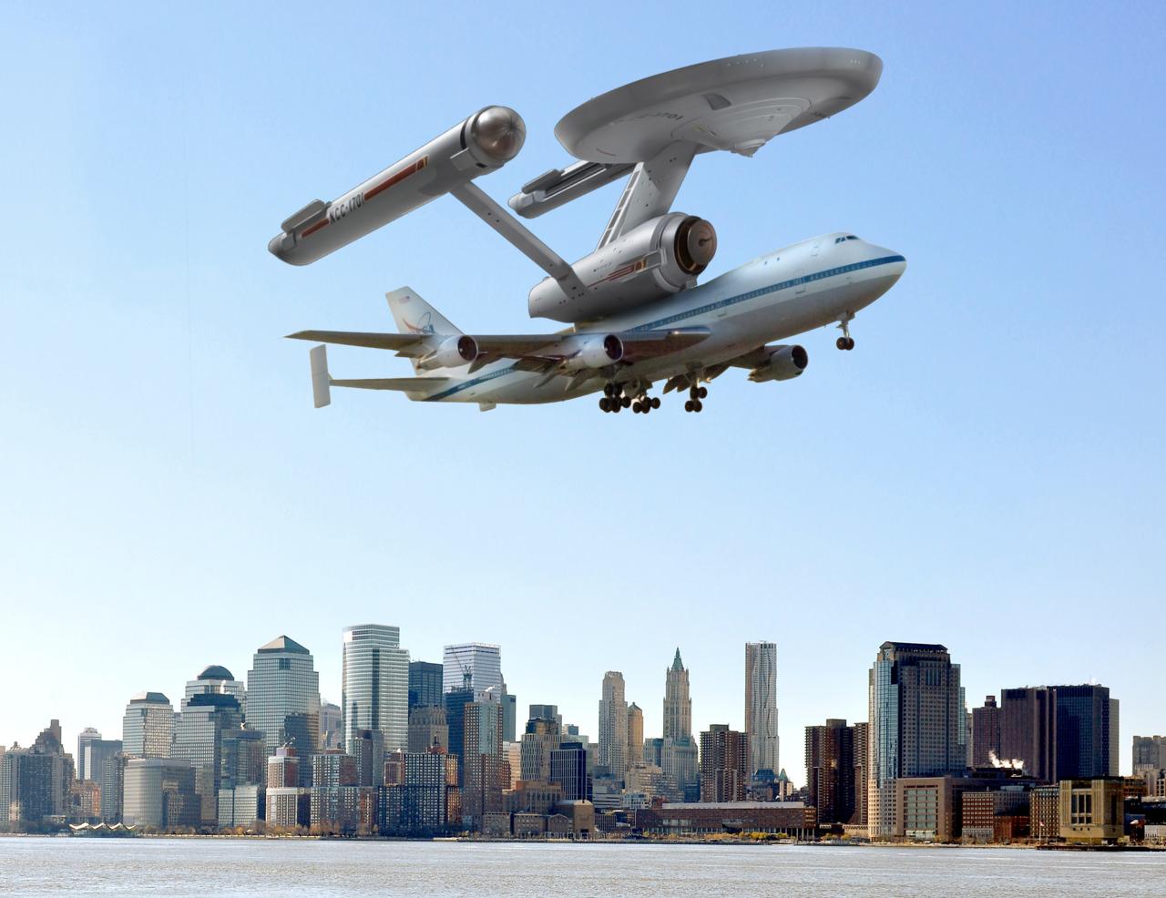 space shuttle enterprise - HD1280×986