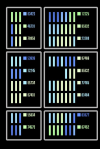 Isolinear Chip Panel Graphic