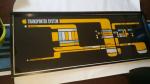 The framed panel