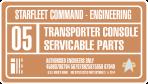 Transporter Label