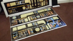 Transporter panel graphics